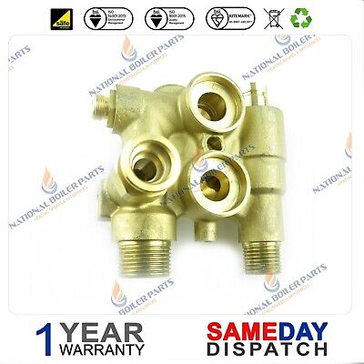 £55 • Buy Baxi HYDRAULIC INLET Assembly 5116017