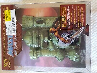 $175 • Buy SEALED Masters Of The Universe 30th Anniversary Commemorative Collection DVD M41