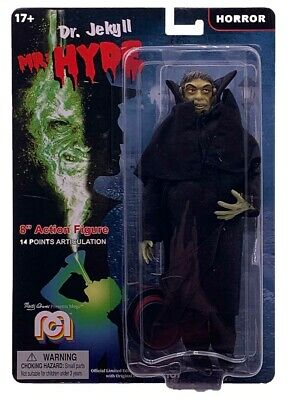 $19.98 • Buy Mego Horror Wave 8 - Dr. Jekyll And Mr. Hyde - Mr. Hyde 8  Action Figure