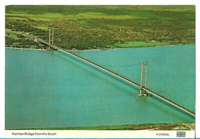 Humber   Bridge   From The   South.,     Yorkshire.          • 0.60£
