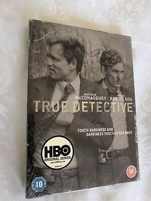 True Detective Season 1 DVD Brand New And Sealed • 6.99£