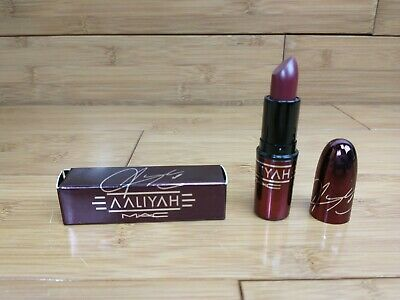 $15.80 • Buy New In Box MAC X Aaliyah  MORE THAN A WOMAN  Amplified Creme Lipstick