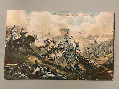 $12 • Buy Early 1900s Civil War Gettysburg PA Postcard Posted In 1909 To Mahanoy City PA