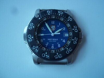 £191.68 • Buy Luminox Navy Seals Watch. Blue Dial. Swiss Traser By Mb-microtrec, Inc. Pre-own.