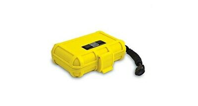 £11 • Buy S3 T1000 Military Grade Drybox, Waterproof Case For Keys & Credit Cards - Yellow