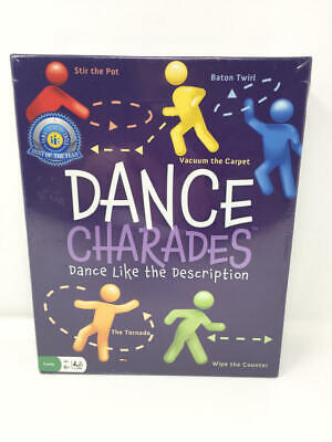 AU19.38 • Buy Pressman Dance Charades Game: Can Be Played With Included CD, Alexa Skills Or