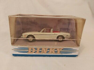 Matchbox Dinky TRIUMPH STAG 1969 - DINKY COLLECTION DY28 MATCHBOX • 15£