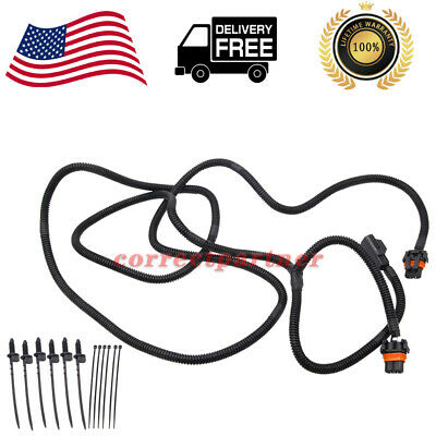 $14.42 • Buy Fog Lights Lamp Jumper Wiring Harness Fit For Dodge Ram 1500 2500 3500 2003-2008
