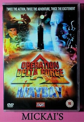 £8.46 • Buy OPERATION DELTA FORCE 2 MAYDAY - 2003 Region 0 PAL DVD SPECIAL FORCES Gulf War