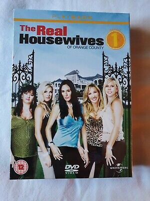 £9.99 • Buy The Real Housewives Of Orange County: Series 1 DVD (2007), New And Sealed