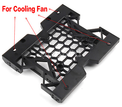 AU9.98 • Buy New 5.25  To 3.5  2.5  SSD HDD Hard Drive Bay Tray Bracket Mounting HDD Adapter