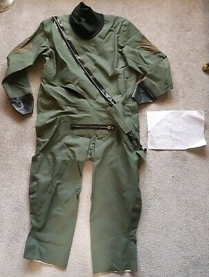 Genuine British Military Issue RFD Beaufort Immersion (IPG) Protection Garment  • 180£