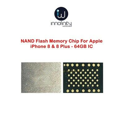 NAND Flash Memory Chip For IPhone 8 & 8 Plus - 64GB IC • 12.99£