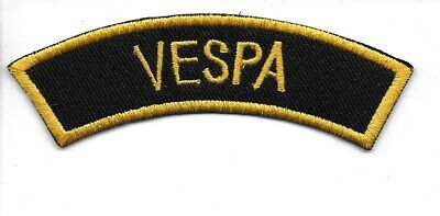 £2.99 • Buy VESPA Shoulder Flash Patch - Embroidered - Iron Or Sew On