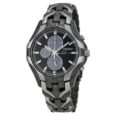 $ CDN510.30 • Buy Seiko Men's Solar Excelsior Stainless Steel Chronograph Watch  SSC139