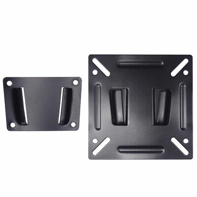 AB_ TV Wall Mount Stand Bracket Holder For 12-24  LCD LED Monitor PC Flat Screen • 5.47£