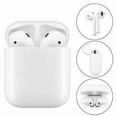 AU98.99 • Buy Apple AirPods 2nd Generation Headphone With Wireless Charging Case AUS Stock