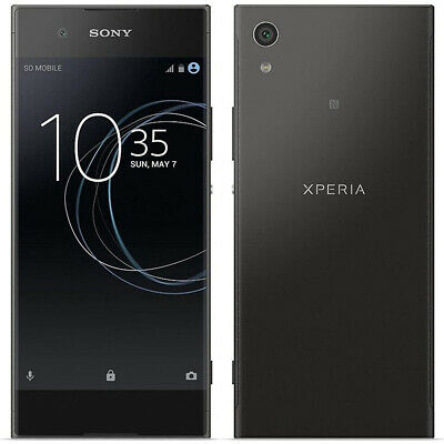 AU187.21 • Buy Sony Xperia XA1 G3123 32GB For AT&T Carrier Smartphone - Black