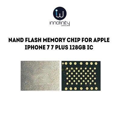NAND Flash Memory Chip For IPhone 7 & 7 Plus - 128GB IC • 44.99£
