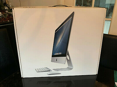  Apple IMac A1418 21.5 Late 2013 BOX ONLY With Inserts In Great Condition  • 50£