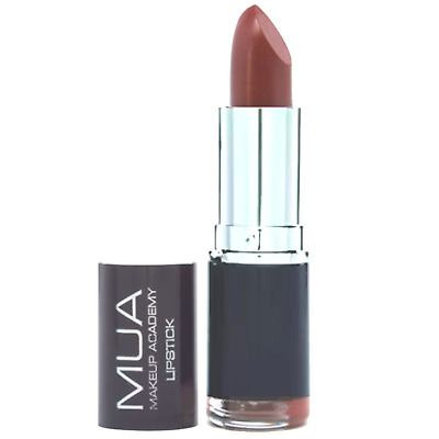 £2.98 • Buy Mua Lipstick #1 (Deep Red) Satin Strongly Pigmented Long Lasting Sealed