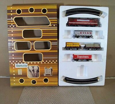 AU240.43 • Buy JOUEF 7430 SNCF CLASS BB 9288 MARCANDISES EXPRESS SET NEW BOXED Mu