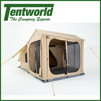 AU1999 • Buy Oztent RX-5 (Including Living Room & Zip In Floor) Camping Tent Extension