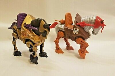 $65 • Buy Masters Of The Universe Vintage Lot Stridor & Night Stalker Complete