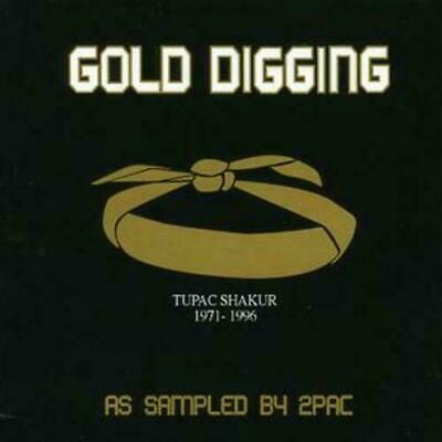 Gold Digging: Tupac Shakur 1971-1996 - As Sampled By 2pac CD Gift Idea  • 4.95£