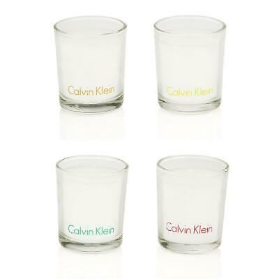 £9.22 • Buy Calvin Klein Scented Votive Candle Gift Set 4-Pack CHOP