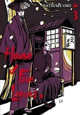 House Of Five Leaves, Vol. 3, Volume 3 By Natsume Ono (author) • 10.69£