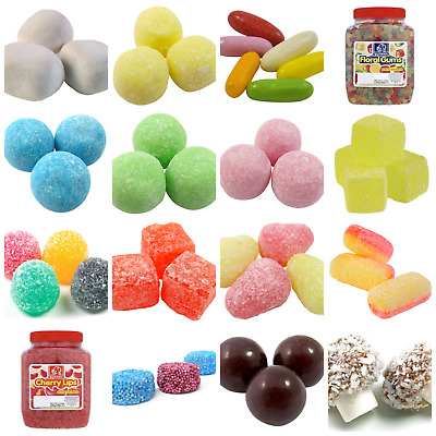 Pick N Mix TRADITIONAL SWEETS Wedding Favours Kids Treats Party Bag Candy Cart • 5.95£