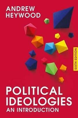 Political Ideologies By Andrew Heywood (author) • 110.67£