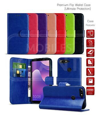 AU6.78 • Buy For Sony Xperia XZ2 Premium Wallet Case Card Slot Book Cover PU Leather Case