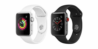 $ CDN251.17 • Buy Apple Watch Series 3 - 38/42mm - GPS/ Cellular 8/16GB - Various Grades/Colours