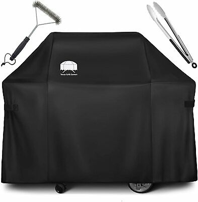 $ CDN25.04 • Buy Grill Cover For Genesis Weber I 300 Series Heavy Duty/Rip-Proof UV Resistant