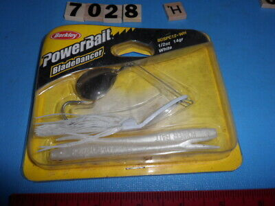 $ CDN25.04 • Buy T7028 H Powerbait Blade Dancer Fishing Lure With Box
