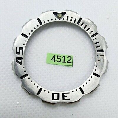 $ CDN44.51 • Buy HARD TO FIND USED SEIKO MONSTER MENS BEZEL FOR 7s26 0350 SKX779 WATCH BVT04512