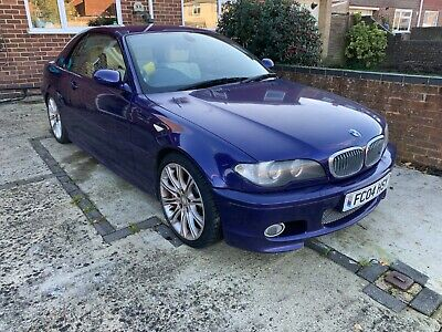 BMW INDIVIDUAL 330Ci Sport E46, Convertible & Hard Top. 2004, LONG MOT, Swap PX • 3,795£