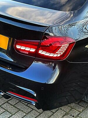 $799.44 • Buy BMW F30 OLED M4 CS GTS Style Rear Tail Lights Lamps 3 Series 320 325 328 330 335