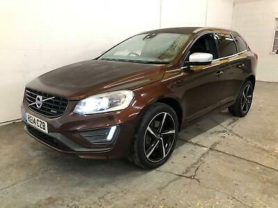 2014 Volvo XC60 2.4 D5 R-Design Lux Nav Geartronic AWD 5dr • 14,750£