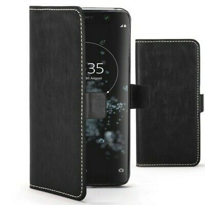 $ CDN7.92 • Buy Sony Xperia XA2 Plus Case Cover By FC - PU Leather Flip Wallet Stand + Stylus