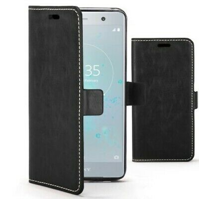 $ CDN7.43 • Buy Sony Xperia XZ2 Premium Case Cover By FC - PU Leather Premium Flip Wallet Stand