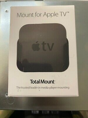 AU29.71 • Buy TotalMount Apple TV Mount Compatible With All Apple TVs Including Apple TV 4K