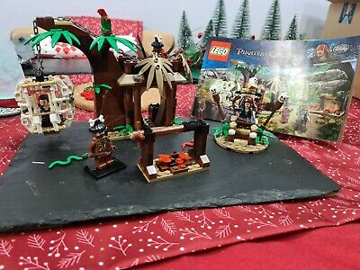 £35 • Buy Lego Pirates Of The Caribbean 4182, Cannibal Escape Complete With Instructions