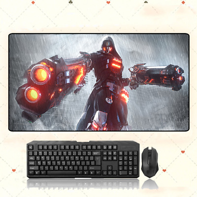 AU35.33 • Buy GAME Overwatch OW Reaper Extra Large Mouse Pad Free Shipping(32'' * 16'')