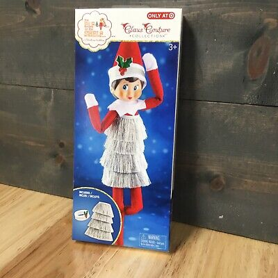 AU20.69 • Buy Claus Couture Elf On The Shelf