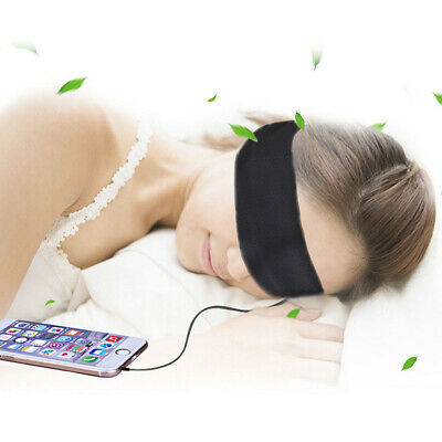 Anti-noise Sports Sleeping Earphone Headband Sleep Headphones For IPhone Samsung • 5.99£