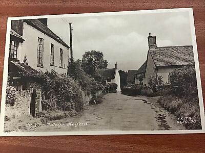 £3 • Buy Frith Postcard The Village Holford  Somerset