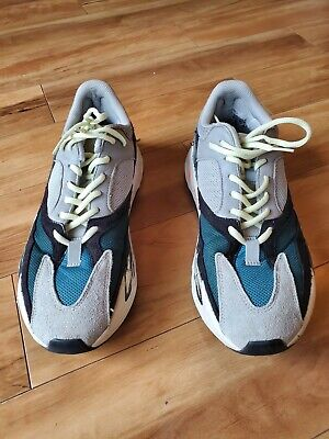 $ CDN229.25 • Buy Adidas Yeezy Boost 700 Waverunner B75571 Size 10.5 *USED*